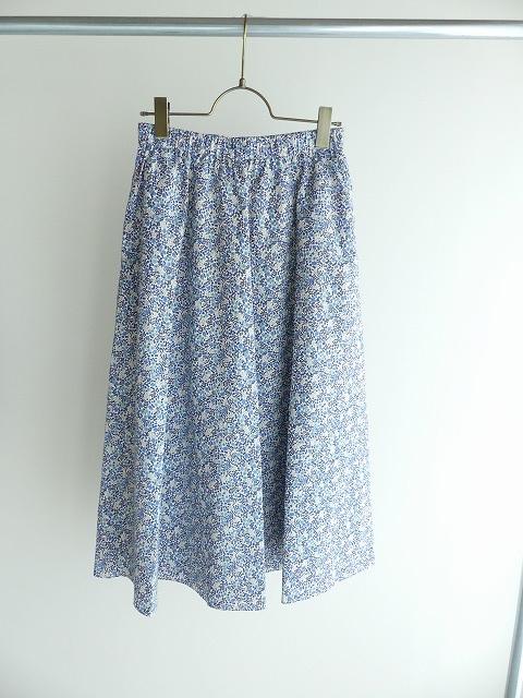 リバティエミリアスフラワーズ Emilias Flowers フレアースカートの商品画像3