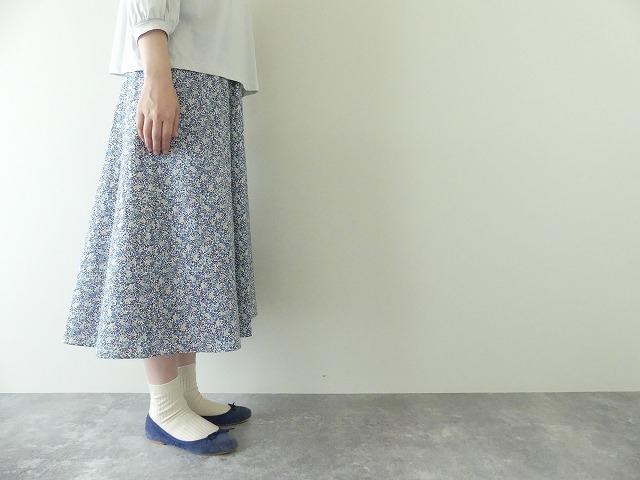 リバティエミリアスフラワーズ Emilias Flowers フレアースカートの商品画像4