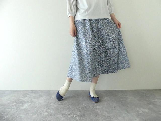 リバティエミリアスフラワーズ Emilias Flowers フレアースカートの商品画像6