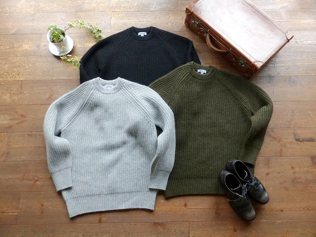 Ordinary Fits(オーディナリーフィッツ) GARMENT KNIT(OF-N003)