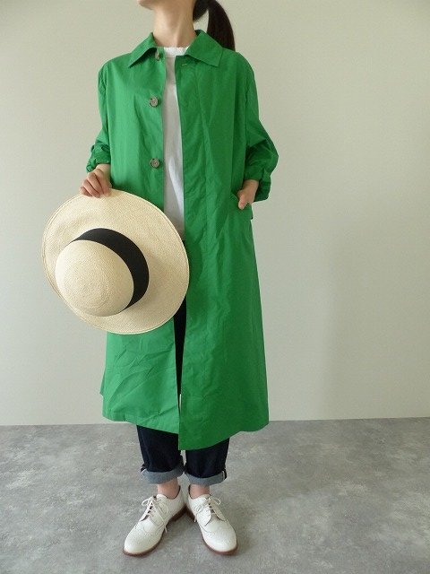 R&D.M(オールドマンズテーラー) T/C SOUTIEN COLLAR COAT(OLD3543)(2)