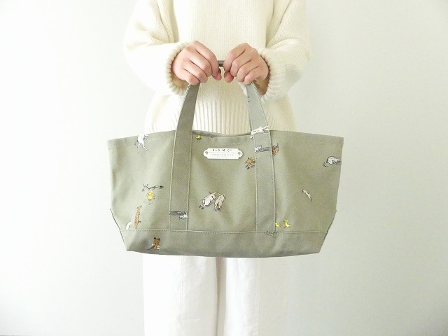 R&D.M(オールドマンズテーラー) FARMERS FAMILY TOTE BAG(S)(OLD3965)(3)